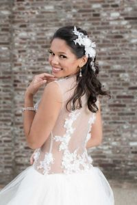 Aziatische-kapper Amsterdam bruid