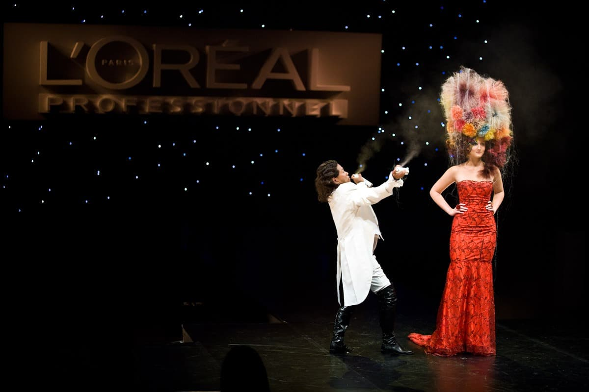 L'Oréal Color Trophy winnaar